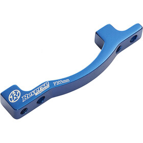 Reverse PM-PM 203 Bremsadapter 203mm dark-blue